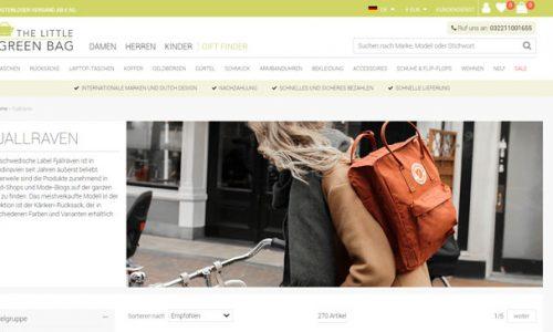 Fjallraven liefert Outdoor-Bekleidung und -Accessoires